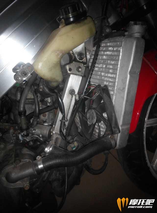 垃圾P4翻新全过程 摩托吧